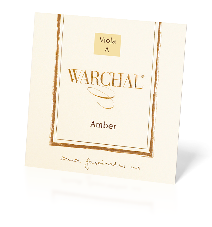 Warchal Amber Viola Strings